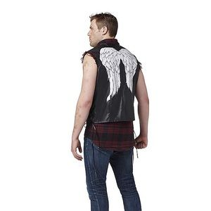 Walking Dead Darrel Faux Leather Halloween Vest